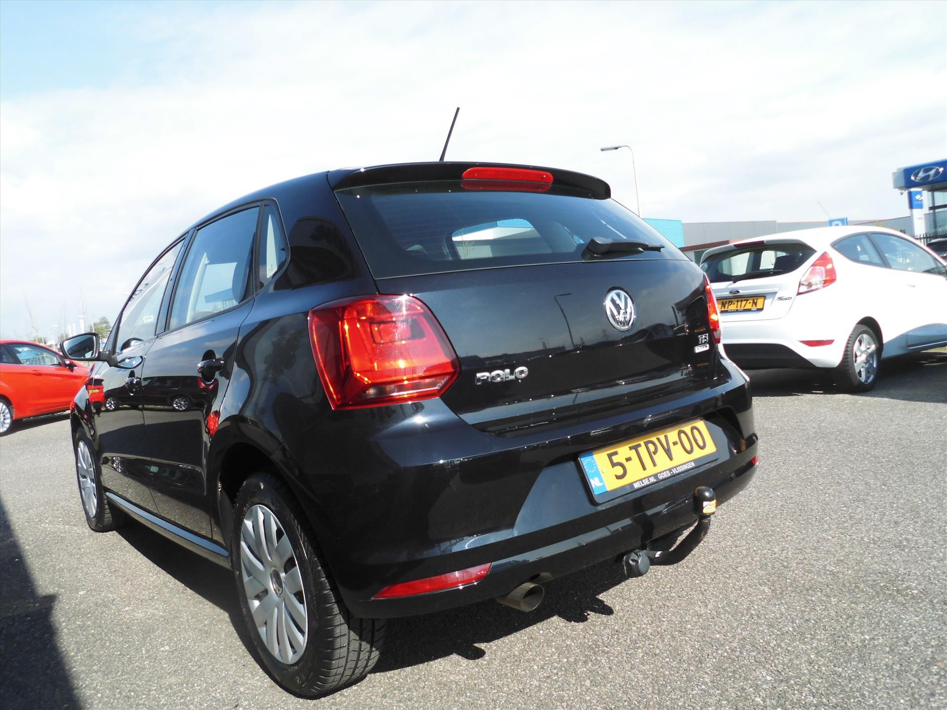 Auto Melse Occasion Outlet Goes Volkswagen Polo 1 2 Tsi 90pk 5d