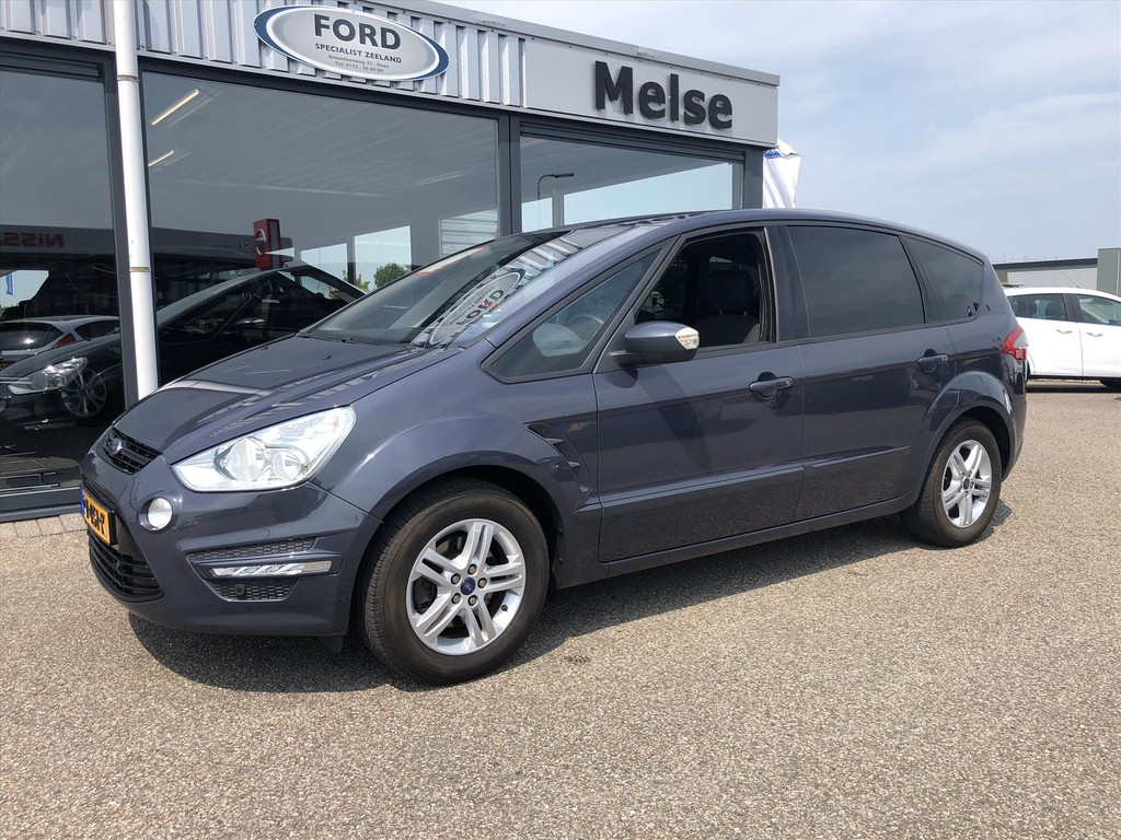 Auto Melse Occasion Outlet Goes Ford S Max 16 Tdci 115pk