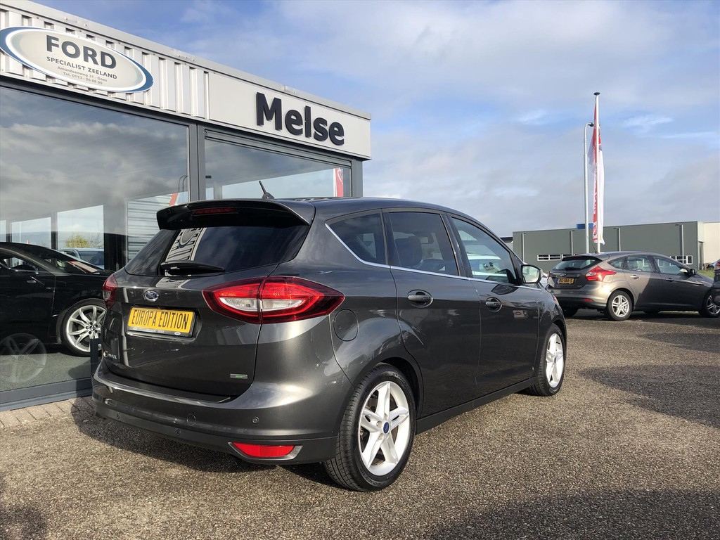ford c max 150pk occasion
