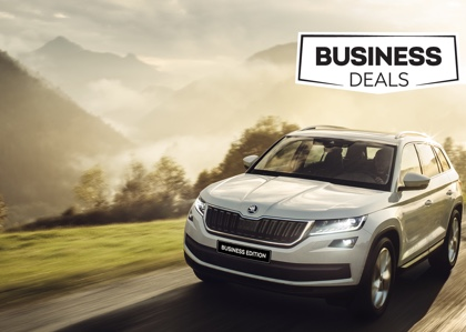 Kodiaq business edition auto melse