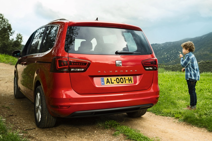 Seat Alhambra Auto Melse