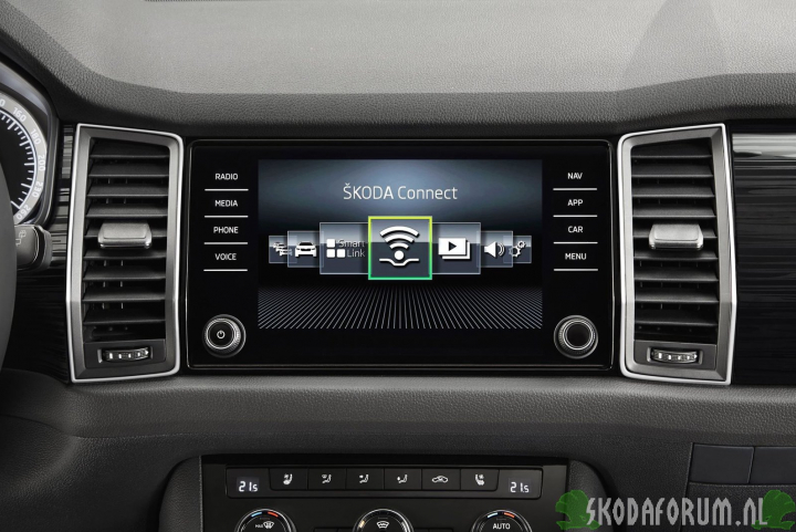 ŠKODA Connect Auto Melse