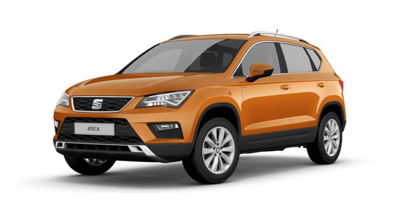 Ateca financiering auto melse seat