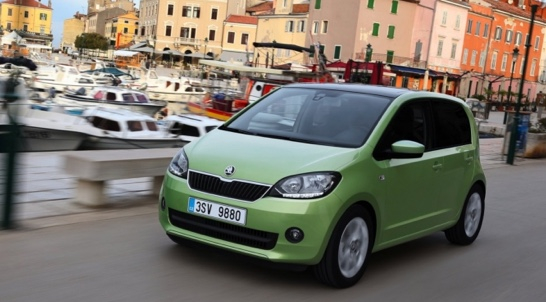 Skoda citigo auto melse