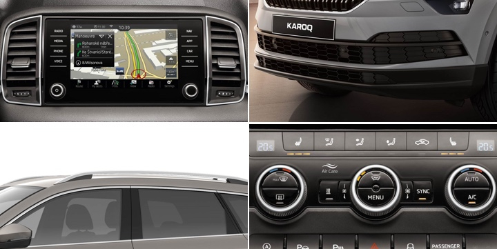 Karoq clever edition auto melse
