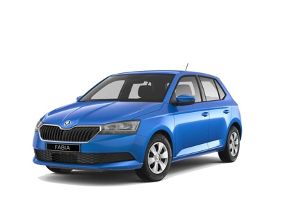nieuwe fabia hatchback private lease