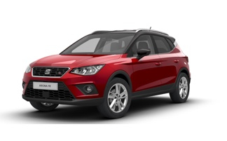 seat Arona business intense voordeel Melse