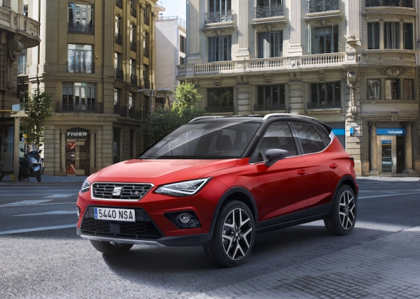 seat arona private lease auto melse