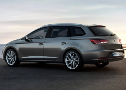 seat leon ST private lease auto melse
