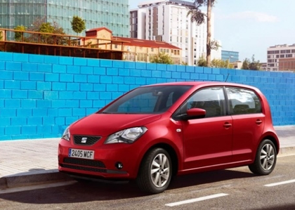 seat mii private lease auto melse