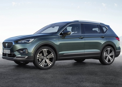 Seat tarraco private lease auto melse