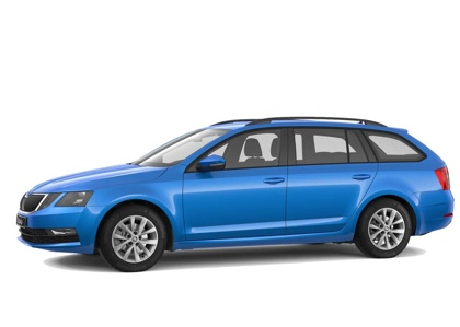 skoda octavia combi private lease voordeel
