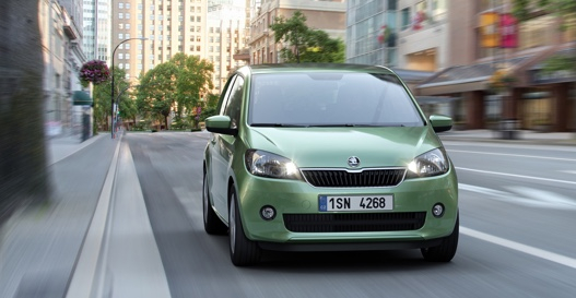 Skoda private lease auto melse