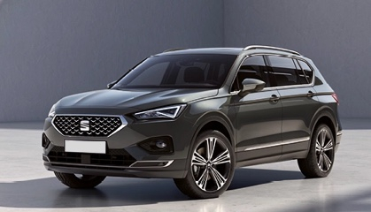 tarraco xcellence upgrade auto melse